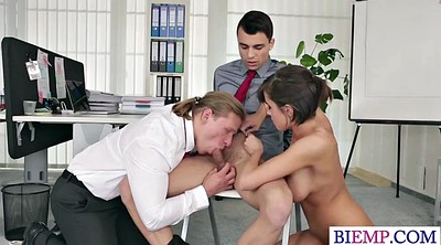 Bisexual, Bi threesome, Anal party