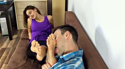 Licking feet, Lick feet