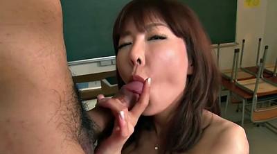 Lingerie, Japanese teacher, Japanese student, Japanese creampie