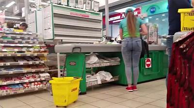 Voyeur, Nice ass